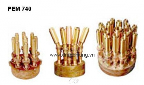 Aerating Jet Assemblies