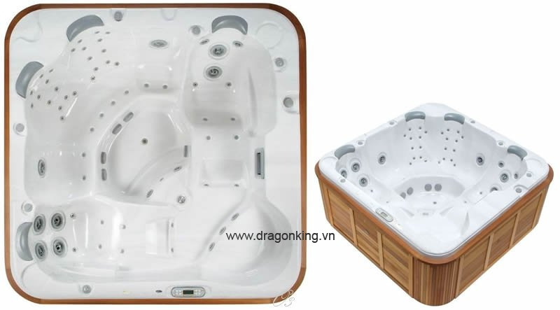 BỒN SPA HOTTUB 01