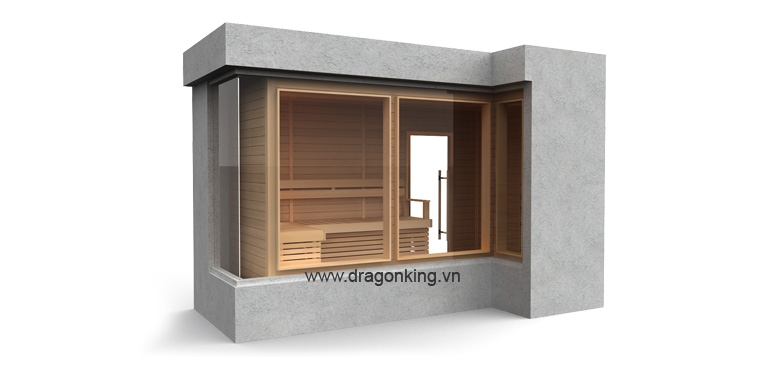 Sauna Customized