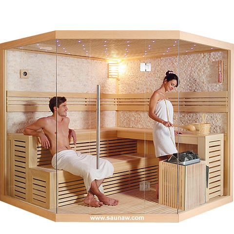 Steam sauna 02